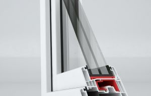 Windows and doors of PVC